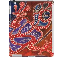 Gecko 1 iPad Case/Skin
