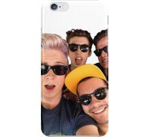 Tyler Oakley, Troye Sivan, Connor Franta, and Korey Kuhl iPhone Case/Skin