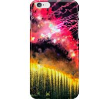 Firework from Harbour Bridge iPhone Case/Skin