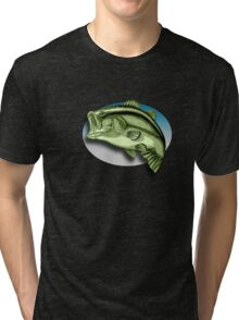 bass Tri-blend T-Shirt