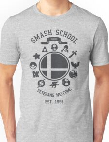 Smash School - Smash Veteran Unisex T-Shirt