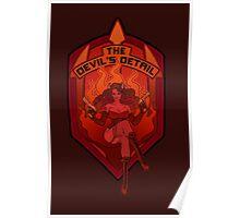 The Devil's Detail Poster