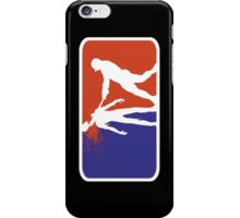Major League Zombie  iPhone Case/Skin