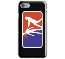 Major League Zombie  iPhone Case/Skin