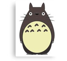 Totoro! Canvas Print