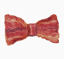 Bacon Bow Tie by LazaD
