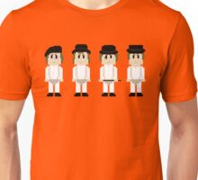 8-Bit A Clockwork Orange Unisex T-Shirt