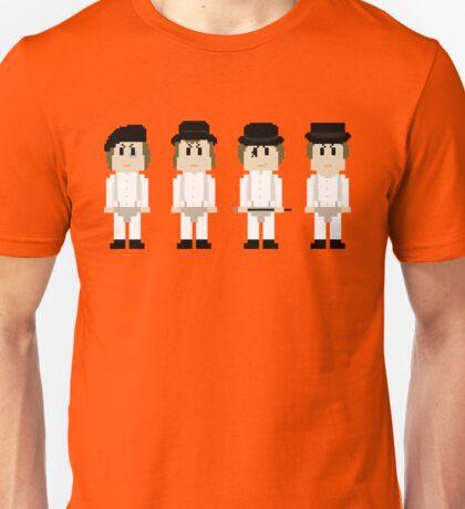 8-Bit A Clockwork Orange Unisex T-Shirt