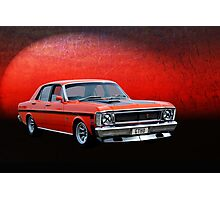 XW Falcon GTHO Photographic Print