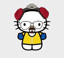 Heisen Kitty Breaking Bad Hello Kitty by kxyzle