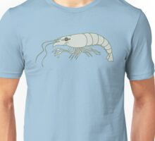 Raw Prawn Unisex T-Shirt