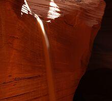 Sand Waterfall by Wilson Wyatt  Photography