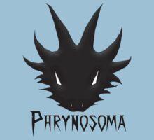 CG Phrynosoma McAlli by Myke Clarkson
