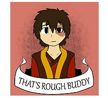 Zuko - That's Rough Buddy by CorgiBlue