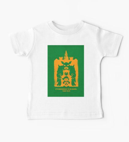 It's Dangerous to go alone! Buy This! Baby Tee