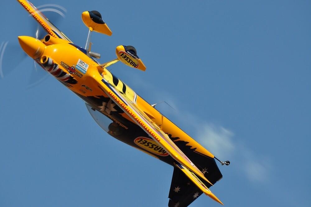 Matt Hall @ Avalon Airshow, Victoria, Australia 2013 by muz2142