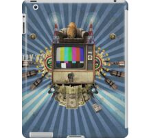 The Television Will Not Be Revolutionised! iPad Case/Skin