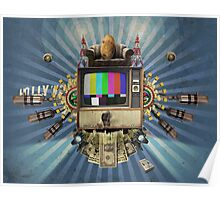 The Television Will Not Be Revolutionised! Poster
