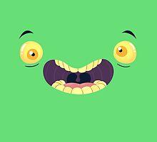 Monster Mugs - Cray Cray by Bobby Baxter