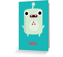 Little Monster - Boo! Greeting Card