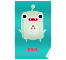 Little Monster - Boo! Poster
