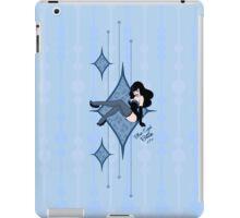 Blue Eyed Bettie iPad Case/Skin