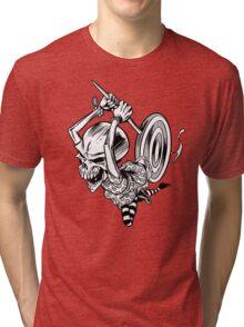 Skullgirl Tri-blend T-Shirt