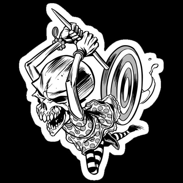Skullgirl by Chris Wahl