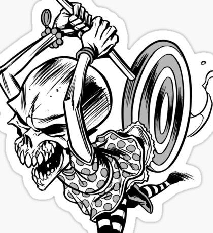 Skullgirl Sticker