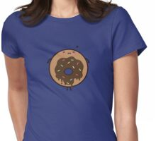 Smart Donut Womens Fitted T-Shirt