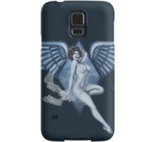 Blue Angel Pinup Samsung Galaxy Case/Skin