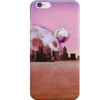 Foreign World iPhone Case/Skin