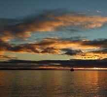 Sunrise - Port Stephens, NSW by Darren Post