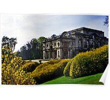 Belgian Royal Palace Poster