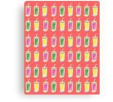 Supercharge Smoothie Canvas Print