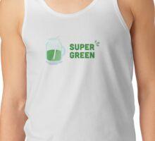 Super Green Tank Top