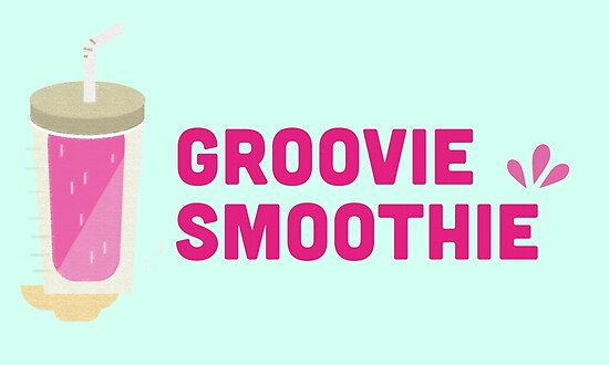 """Groovie Smoothie"""" Posters by tofusan 