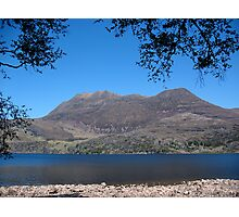 Slioch - The Spear Photographic Print