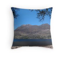 Slioch - The Spear Throw Pillow