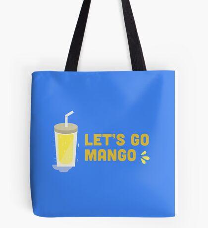 Go Mango! Tote Bag