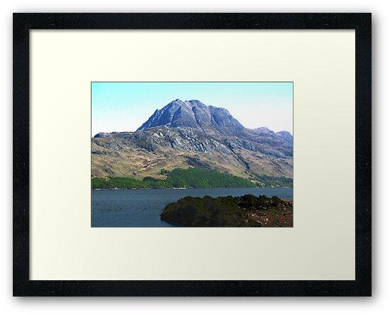 Slioch, North-west Scotland by jacqi