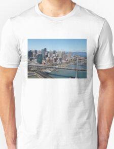 Bay Bridge Downtown SF T-Shirt