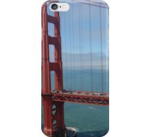 Golden Gate Bridge Flyby iPhone Case/Skin