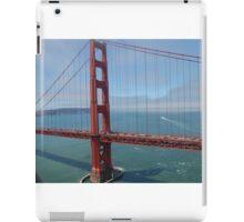 Golden Gate Bridge Flyby iPad Case/Skin