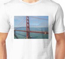 Golden Gate Bridge Flyby Unisex T-Shirt