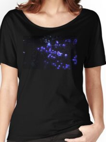 The Glowing Mushrooms Women's Relaxed Fit T-Shirt