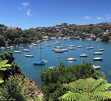 Mosman Bay, NSW, Australia by GeorgeOne