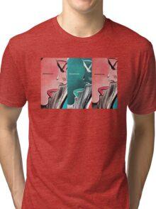 XWING Tear Tri-blend T-Shirt