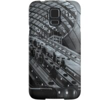 Upstairs Downstairs Samsung Galaxy Case/Skin