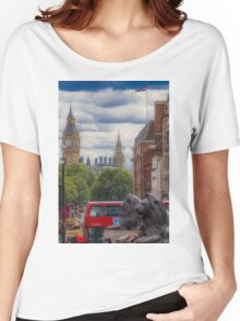 Iconic London Women's Relaxed Fit T-Shirt